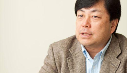 佐々木寛先生(新潟国際情報大学教授)がきらら前で応援演説!