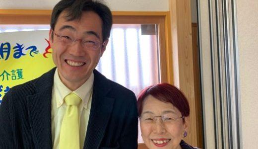 上野千鶴子さんとの対談 大盛況でした